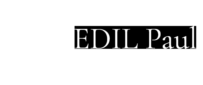 Logo Edil Paul